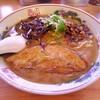 らーめん 七八 - 料理写真:豚骨しょうゆラーメン:750円