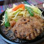 和牛ハンバーグ 沢 - 料理写真:和風オニオンハンバーグ 880円(税込)