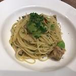 ピッツェリア&トラットリア マーノエマーノ - 本日のオススメスパゲティ