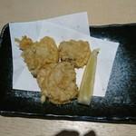 66615434 - 蛤の天ぷら