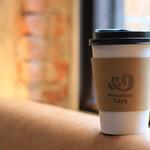 ブールバードカフェ アンドナイン -  ボールパークコーヒーを