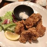 海鮮釜居酒 花火 - 松山鶏せんざんき唐揚げ