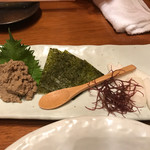 海鮮釜居酒 花火 - カニミソ
