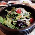 韓感 - サラダ