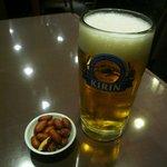 紅蘭亭 - 生ビール