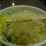 紅蘭亭 - 太平燕 麺