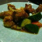 紅蘭亭 - 酢豚