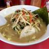 龍球飯店 - 料理写真:味噌ラーメン  750円