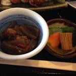 魚山亭 - 今夜食う?、おちんこ 2017.4
