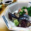 Unsui - 料理写真:さしみ三種盛り