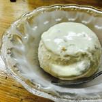 雲水 - ピーナッツアイスクリーム