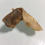 ひろしま駅弁 - 「せんじ肉」   食べるとゴムみたいですが噛めば噛むほど癖になる味です!
