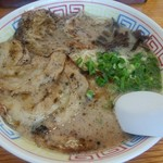 66623147 - チャーシュー麺