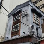 謳歌屋仁作 - 大きな蔵を移築した居酒屋さん
