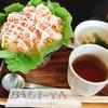甘味かふぇ ばりや - 料理写真:えびマヨちらし