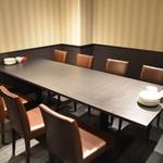 シンガポール・シーフード・リパブリック - 個室⑤ 8名様までご案内可能です。
