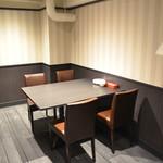 シンガポール・シーフード・リパブリック - 個室⑥ 4名様までご案内可能です。