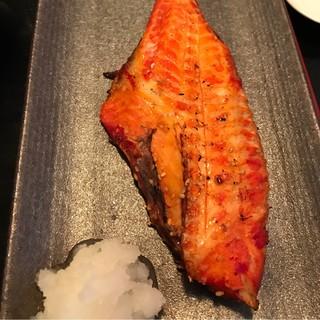 ガッツ - 赤魚のミリン干し。 美味し。