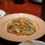 白龍トマト館 - 炒飯