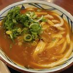 丸亀製麺 - カレーうどん