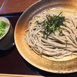 金亀庵 - 多賀蕎麦 ¥580