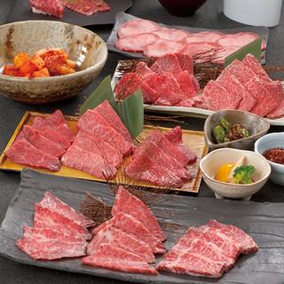 【美味しいお肉が食べ放題】食べ放題コースは6200円~!