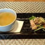 カフェ&デリ マチノキ - 料理写真: