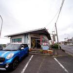 オレンジペコー喫茶 - 亀山みそ焼きうどんが食べられる喫茶店、「オレンジペコー」。