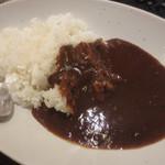 大衆酒場ホームラン食堂 - カレーライス258円