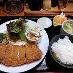 マタギ - 料理写真:Aランチ 600円