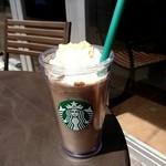 スターバックス・コーヒー - クラシックティクリームフラペチーノ♪やっとmyタンブラーで♡(๑´ڡ`๑)