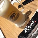 Yacchaba - ドリンク写真:KIRIN Ichiban Draft
