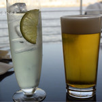シンフォニー東京湾クルーズ - モヒート、生ビール