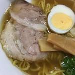 66637523 - 醤油ワンタン麺