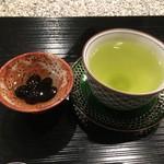 菅井 - 2017/5 黒豆とお茶
