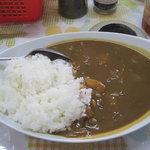お茶福食堂 - 毎週金曜日のカレー!一番人気!