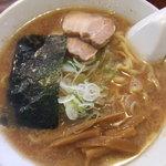 麺道楽紋次郎 - しょうゆ