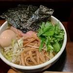 麺たつ - 【2017/5】特塩大盛
