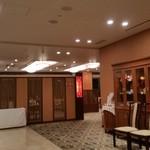 中国料理 桂林 - 入口を入ったところ