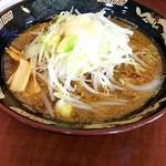 昇憲 魂 - 料理写真:小魂ラーメン(しょうゆ・肉なし)