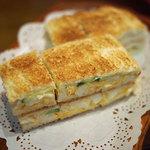 コーヒーショップ ナカタニ - 玉子サンド