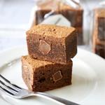 ケーキ&クッキー リンデンバウム - ゴロッと大きなブロックチョコ ガリッとお口に入れてトロッと溶けちゃう。