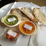 スバカマナ・デリ - 料理写真:スバカマナ・デリでテイクアウト、ホテル飯です♪