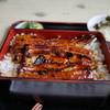 魚かず - 料理写真:うな重(上)