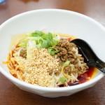 成都式担担麺 双六 - 成都式担々麺