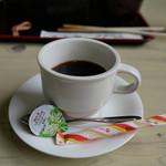魚かず - コーヒー