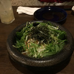 ふわり - 山芋サラダ(^^)お箸が進みます