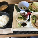 Cafe クローバー - 和風カフェ定食