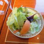 クラウンラウンジ - セットのサラダ