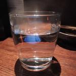 立ち飲み 竜馬 - 焼酎(竜馬)お湯割り